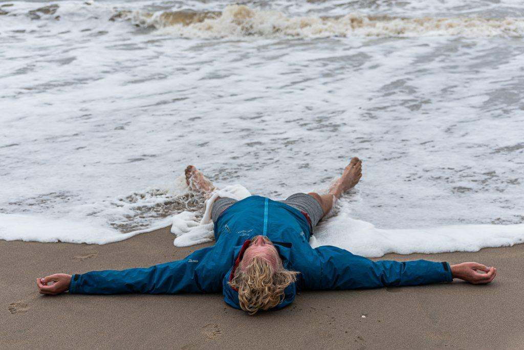 Klimaatdichters aan zee